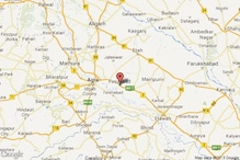 Policeman shot by criminal in UP