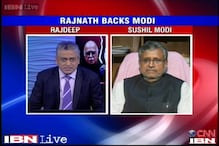 Secular parties will support Modi if BJP gets 190 seats: Sushil Modi