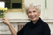 Alice Munro declines invite to Nobel Prize ceremony