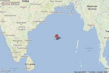 Cyclonic storm brewing over Bay of Bengal