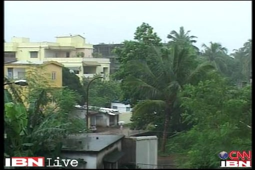 Cyclone Phailin will weaken gradually into a cyclonic storm by noon, says IMD