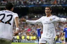 Real Madrid win thanks to Ronaldo and Di Maria doubles