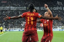 Galatasaray snatch Juventus draw on Mancini's debut