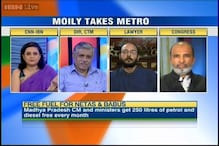 FTP: Oil minister Moily travels by metro: Should more VIPs use public transport?