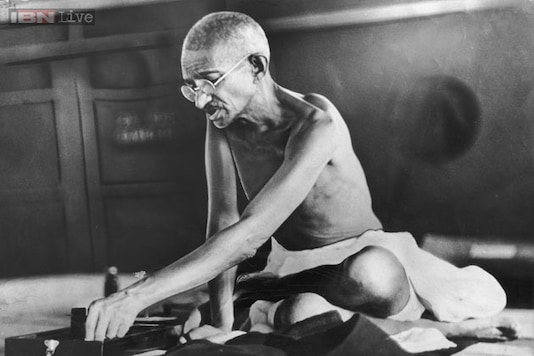 Mahatma Gandhi believed cinema to be 'evil'