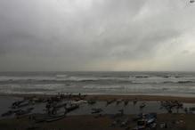 Heavy rains lash Odisha as cyclone Phailin advances