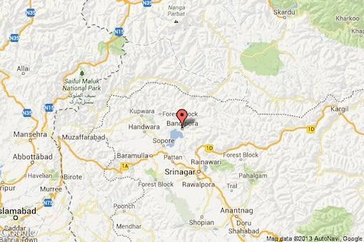 Hizbul commander arrested in Jammu and Kashmir