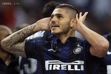 Argentina call up Mauro Icardi to replace injured Lionel Messi