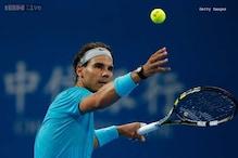 Nadal makes winning start at China Open
