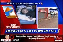 News 360: Telangana row leaves Andhra in blackout