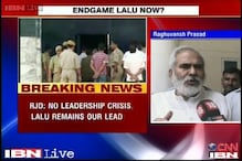 No leadership crisis in RJD: Raghuvansh Prasad on Lalu's jail term