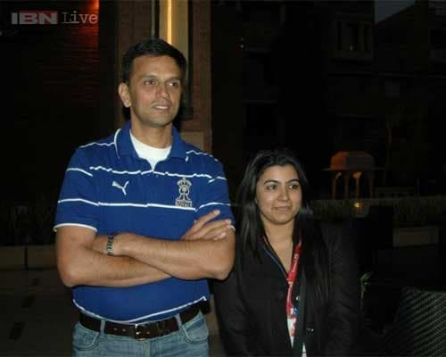I'm not watching Rahul Dravid's last match from the stands, am I not a true fan?
