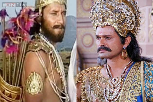 Then and now: How Mahabharat has got more slick and grand