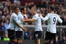 Townsend, Soldado give Tottenham 2-0 win over Villa