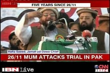26/11 Mumbai attacks: 5 years on, trial in Pakistan has barely moved