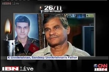 26/11: I miss Major Sandeep Unnikrishnan every second of my life, says father