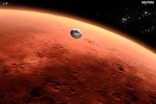 Third orbit raising manoeuvre on Mars Orbiter performed