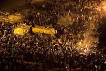 Egypt revolutionaries make return to Tahrir Square