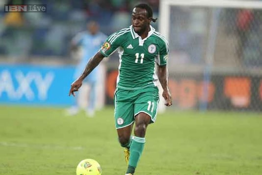Nigeria first African team to qualify for Football World Cup