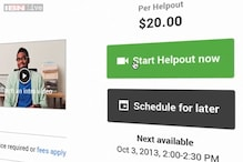 Helpouts: Google's new paid service lets you video chat with experts
