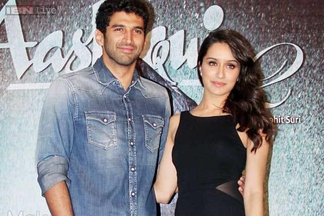 Who is aditya roy kapur dating