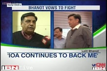 I had offered to resign earlier: Lalit Bhanot