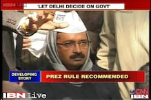 Delhi deadlock: AAP meets after Congress agrees to its 18 conditions