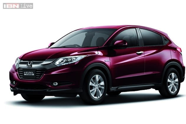 Honda Vezel City Diesel Mobilio Set For 2014 Launch In India