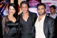 It was my dream to meet Shah Rukh Khan: Sunny Leone