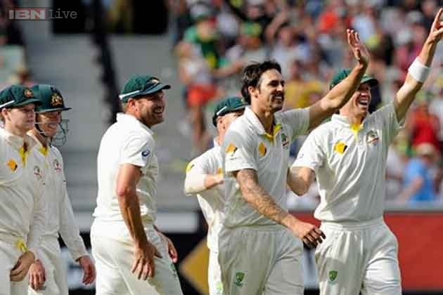 4th Test: Pacers give Australia advantage on Day 1