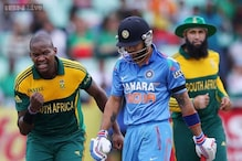 2nd ODI: South Africa hammer India by 134 runs to win series