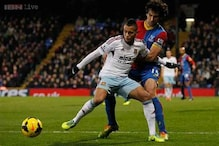 Crystal Palace edge West Ham 1-0 in EPL