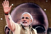 Modi holds marathon to collect iron for Sardar Patel's statue