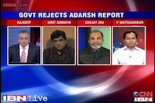 Is Congress protecting the guilty in the adarsh scam?