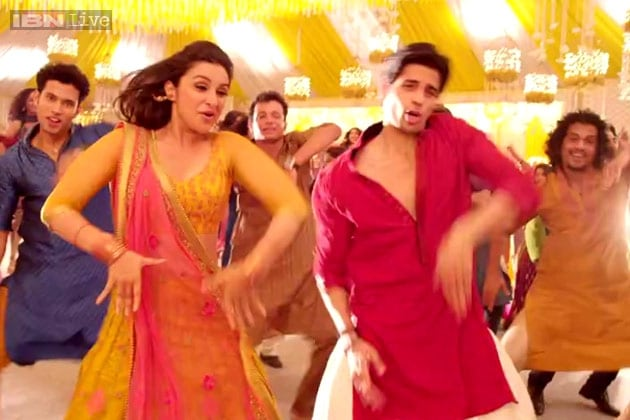 Hasee Toh Phasee First Look Does Parineeti Chopra Outperform Sidharth Malhotra In The New Song Photogallery