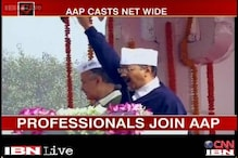 AAP membership increases tenfold after its sparkling Delhi debut
