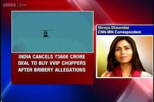 India cancels Rs 3,600 crore VVIP chopper deal with AgustaWestland