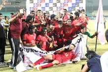Churchill Brothers beat Clube de Goa 3-1 to win maiden Fed Cup title