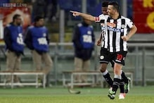 Former Italy striker Di Natale to quit at end of season