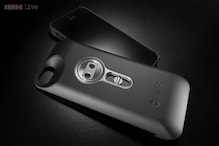FLIR One: An iPhone case that lets you see heat 'Predator' style