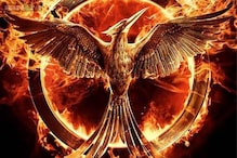 Revealed! The first poster of 'The Hunger Games Mockingjay Part 1'
