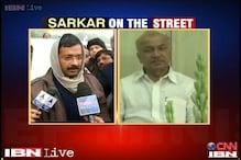 I'm the CM, I'll decide the protest venue, not Shinde, says Kejriwal
