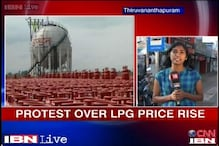 Kerala: Shutdown to protest against rise in LPG prices