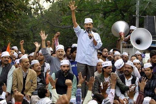 Left Janata Darbar to avoid stampede, says Arvind Kejriwal