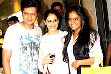 Jai Ho: Genelia-Riteish Deshmukh join Arpita Khan for the film's screening