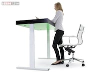 Stir Kinetic Desk: A table that tells you to stand up