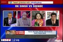 RK Singh vs Shinde: Pure politics or security concern?