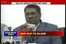 AAP says BJP trying to bribe its MLAs to topple Kejriwal government