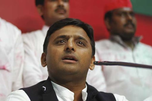 Akhilesh lays foundation stone for projects worth over Rs 2,200 crore