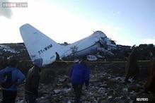 Algerian military plane crashes into mountain, 77 killed